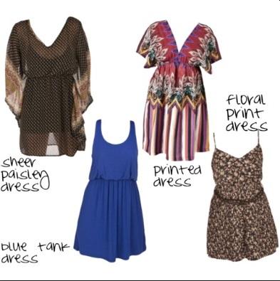 Festival Survival Guide dresses - www/SecretFashionFixes.ie